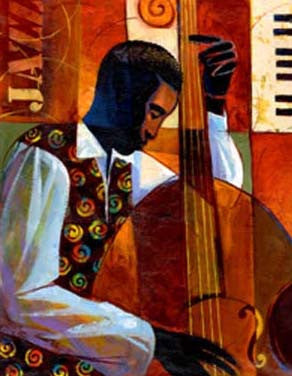 Jazz by Keith Mallett