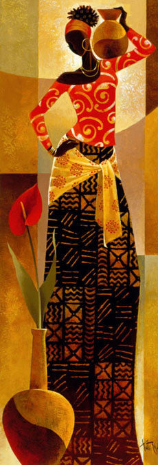 Bahiya by Keith Mallett