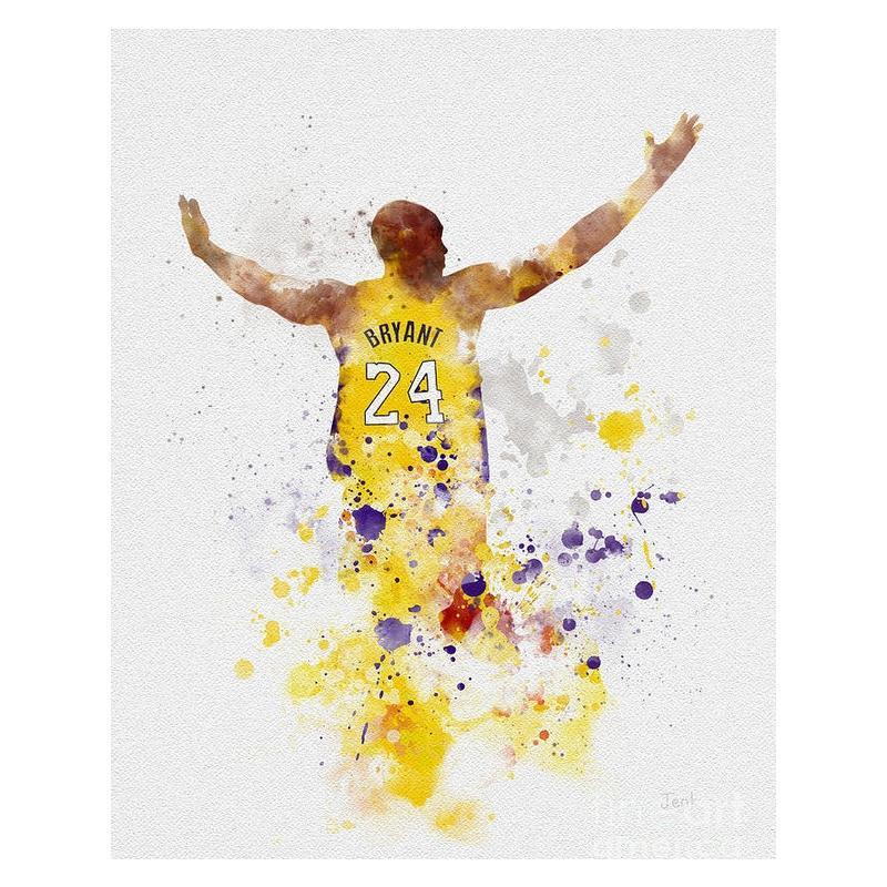 Kobe Bryant by Anonymous
