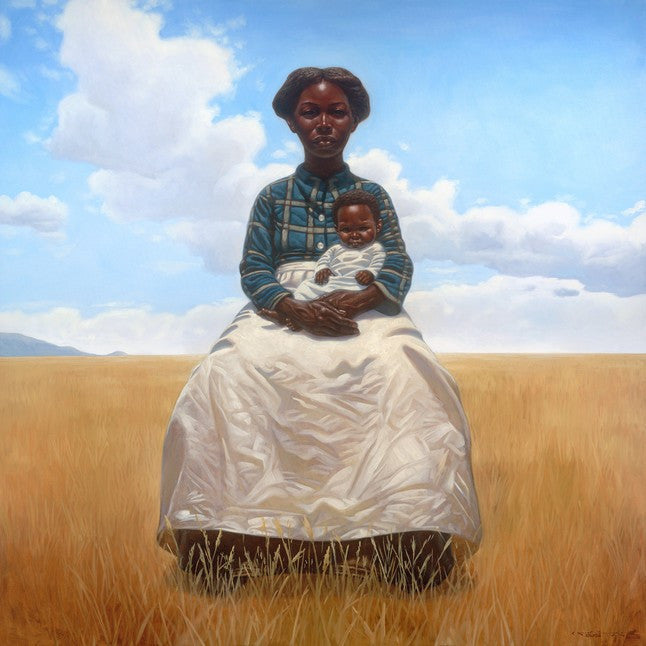 La Madonna by Kadir Nelson (Limited Edition Art)