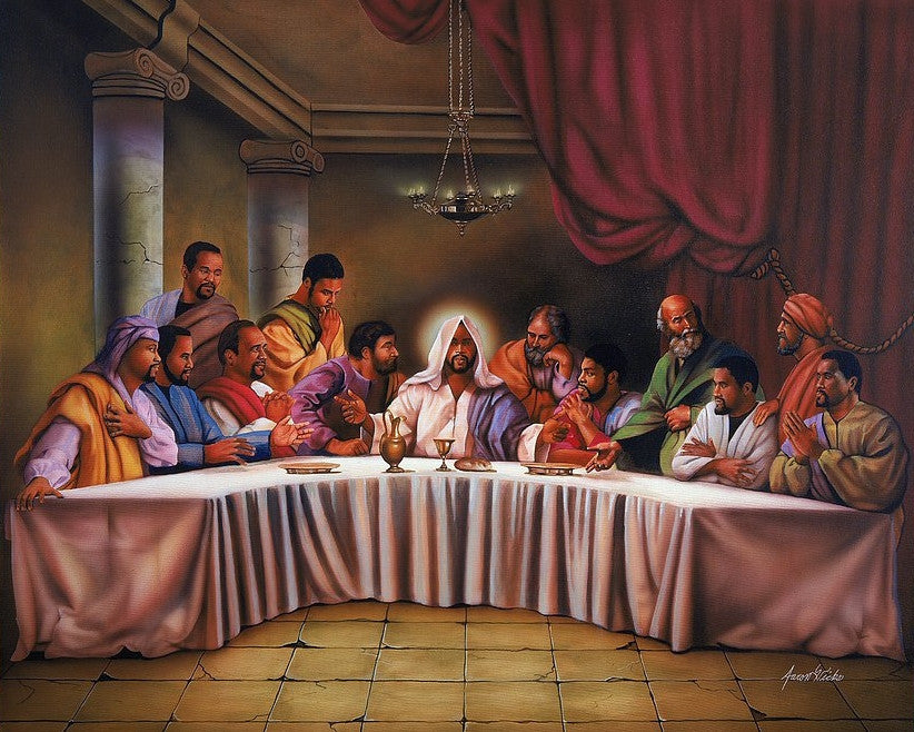 The Last Supper by Aaron and Alan Hicks