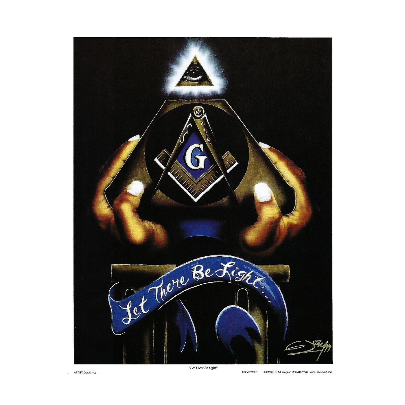 Insights: Let There Be Light (Freemasonry) by Gerald Ivey