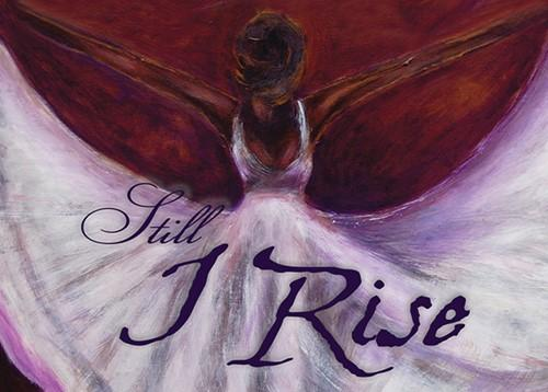 Still I Rise: Kerream Jones Magnet by Shades of Color