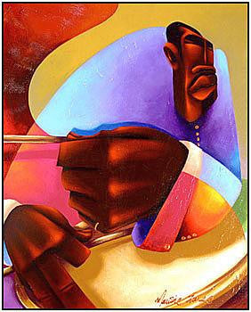Mo' Drums by Maurice Evans