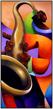 Mo' Sax by Maurice Evans