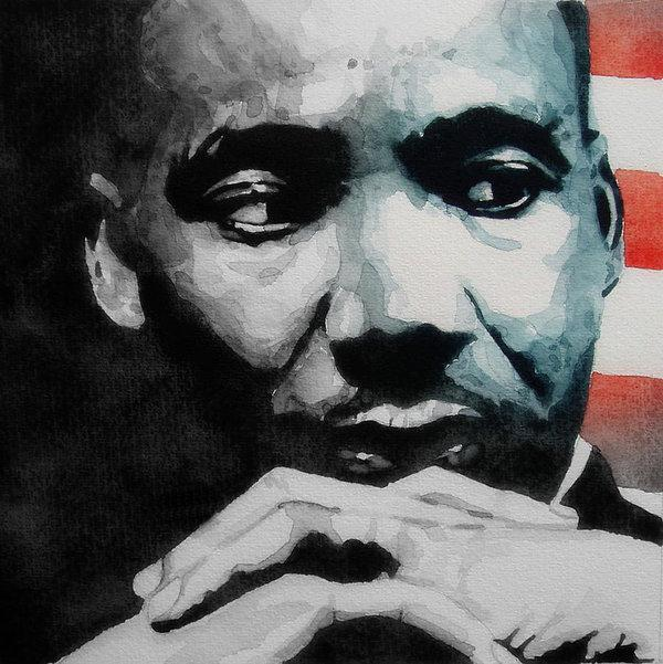 I Have a Dream: Martin Luther King by Paul Lovering