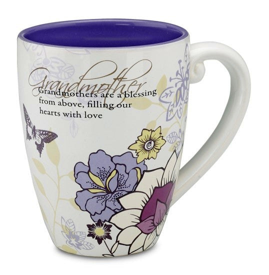 Grandmother Mug: Mark My Words Collection by Pavilion Gifts
