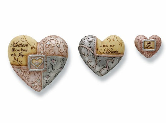 Mother Nesting Hearts: Elements Collection by Pavilion Gifts