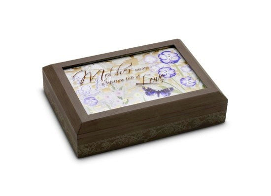 Mother Keepsake Box: Bonita Collection by Pavilion Gifts