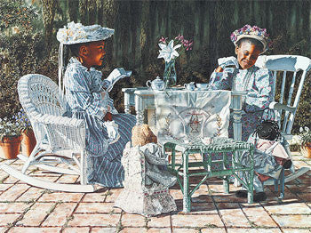 Tea Party by Melinda Byers