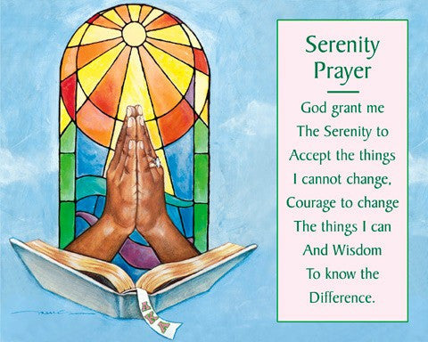 Serenity Prayer (AKA) by Merrill Robinson
