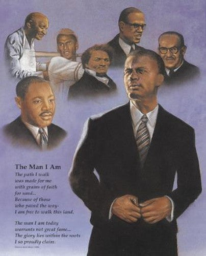 The Man I Am by W. Michael Frye