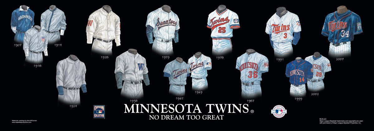 Minnesota Twins: No Dream Too Great by Nola McConnan