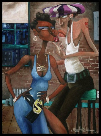 Gimme Some Suga by Micheal Wallace
