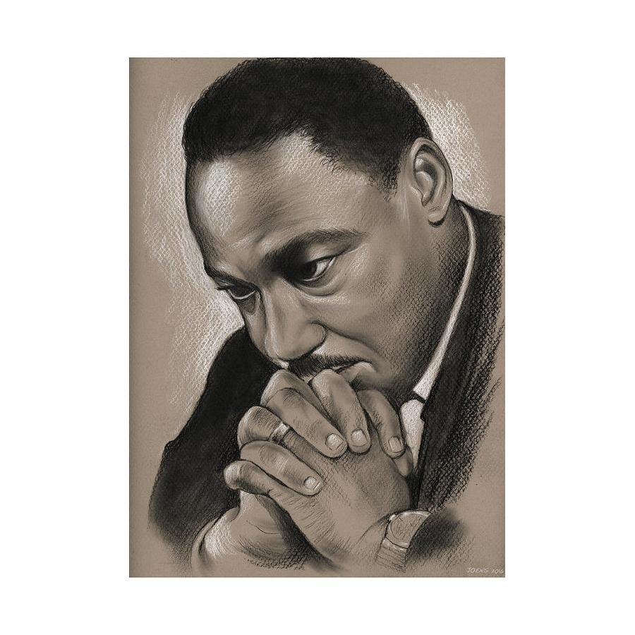 Rev. Dr. Martin Luther King Jr. by Greg Joens | The Black ...