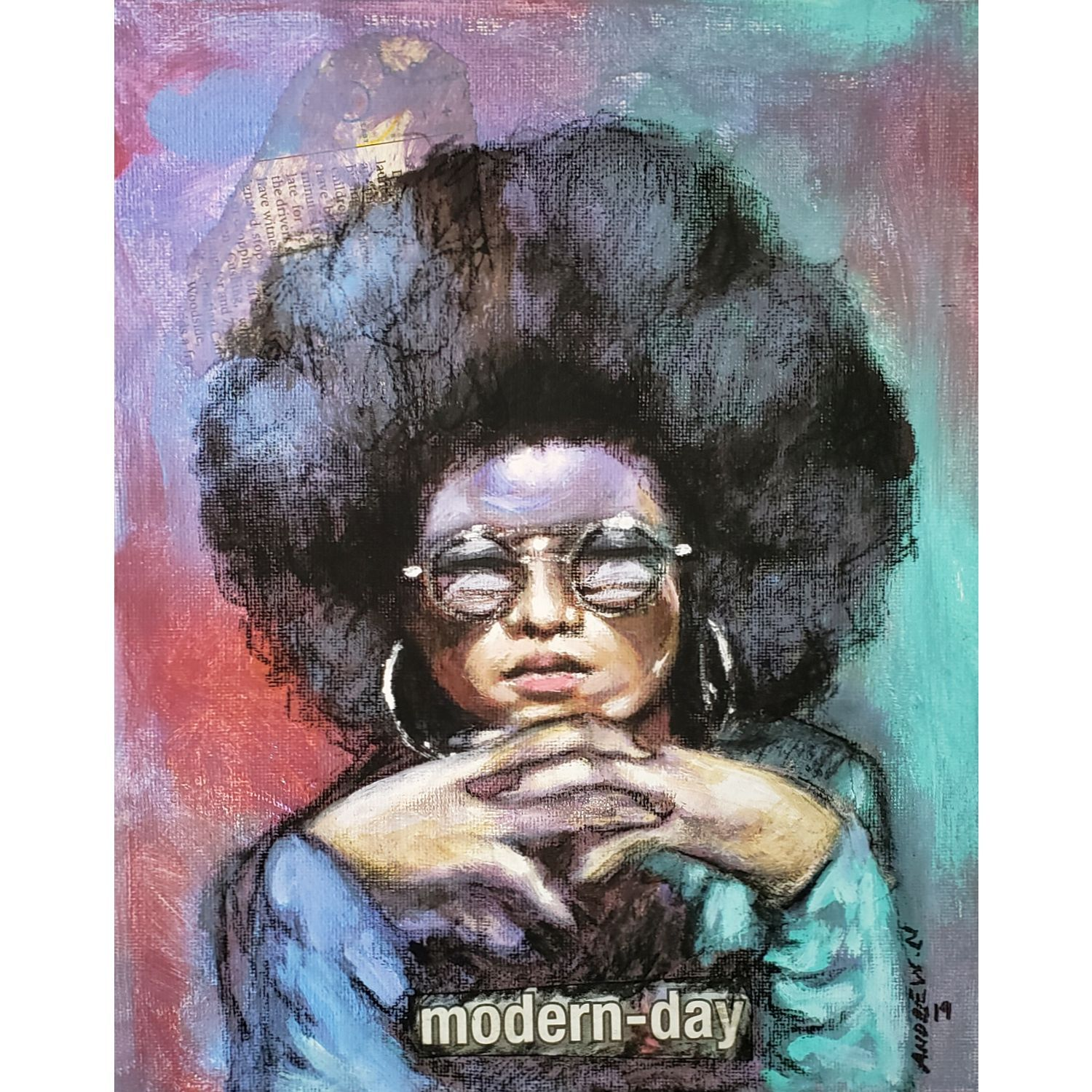 Modern Day Woman by Andrew Nichols