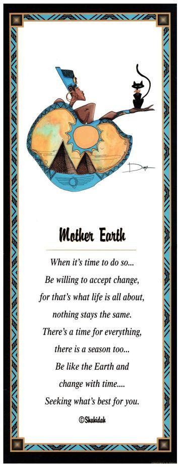 Mother Earth by Doyle and Shahidah