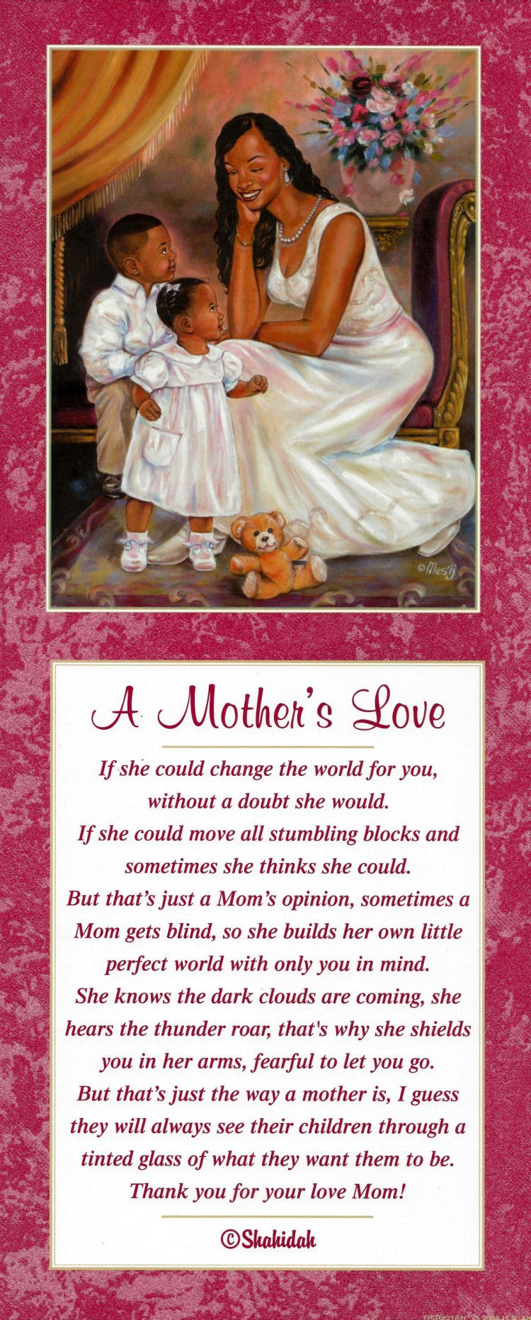 A Mother's Love by Mesij and Shahidah