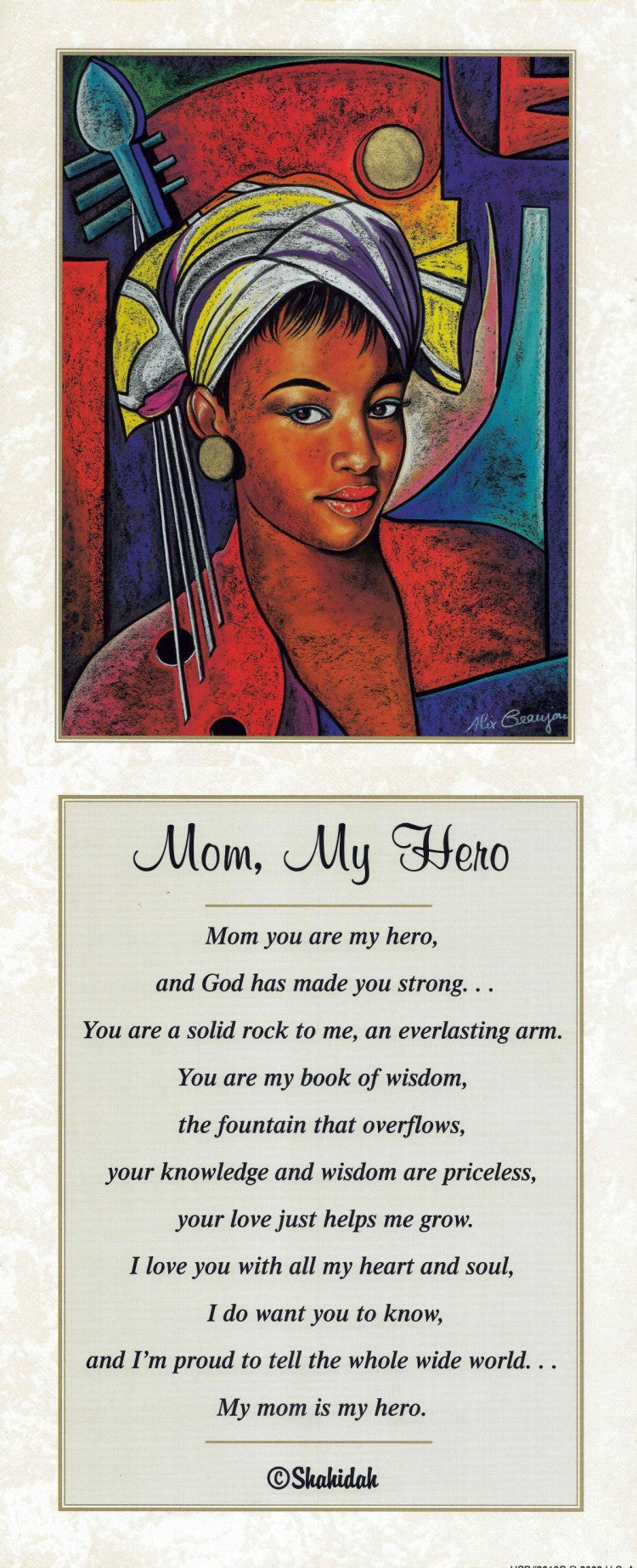 Mom, My Hero by Alix Beajour and Shahidah