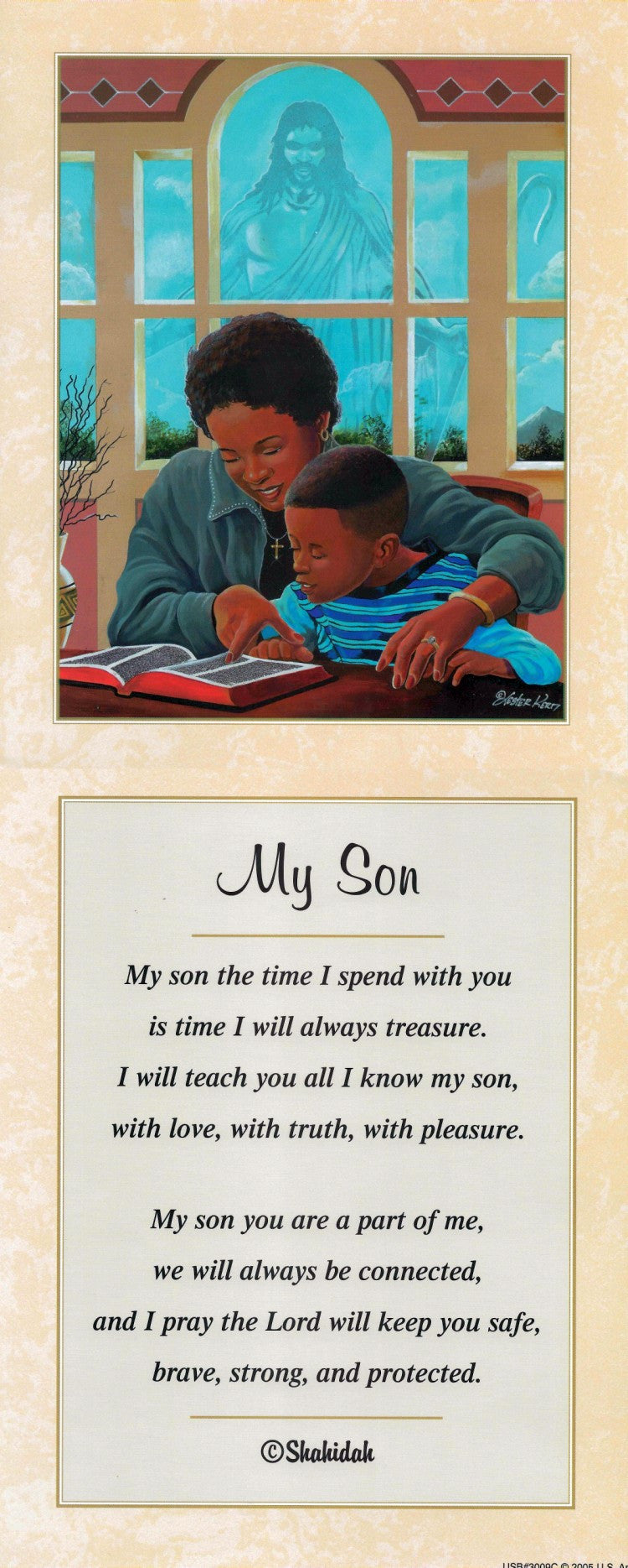 My Son by Lester Kern and Shahidah