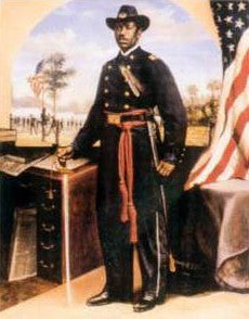 Major Delaney by Nathaniel Gibbs