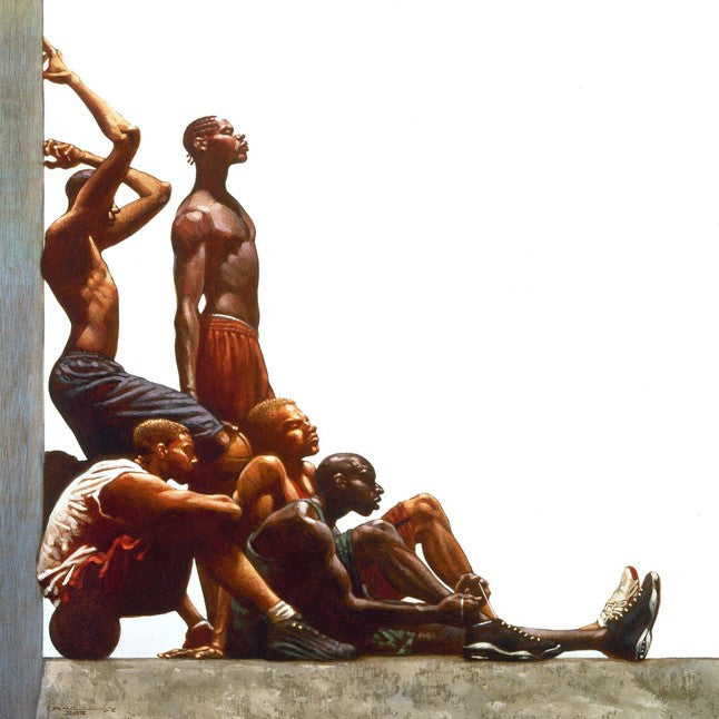 Next Five by Kadir Nelson (Limited Edition Art)