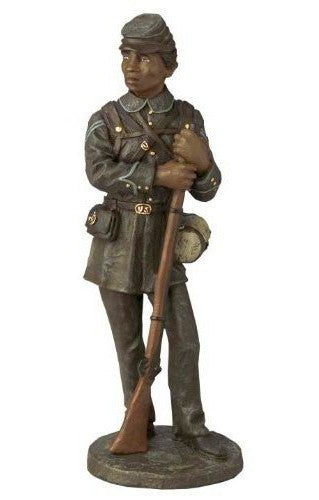 Civil War Soldier by Norman Hughes