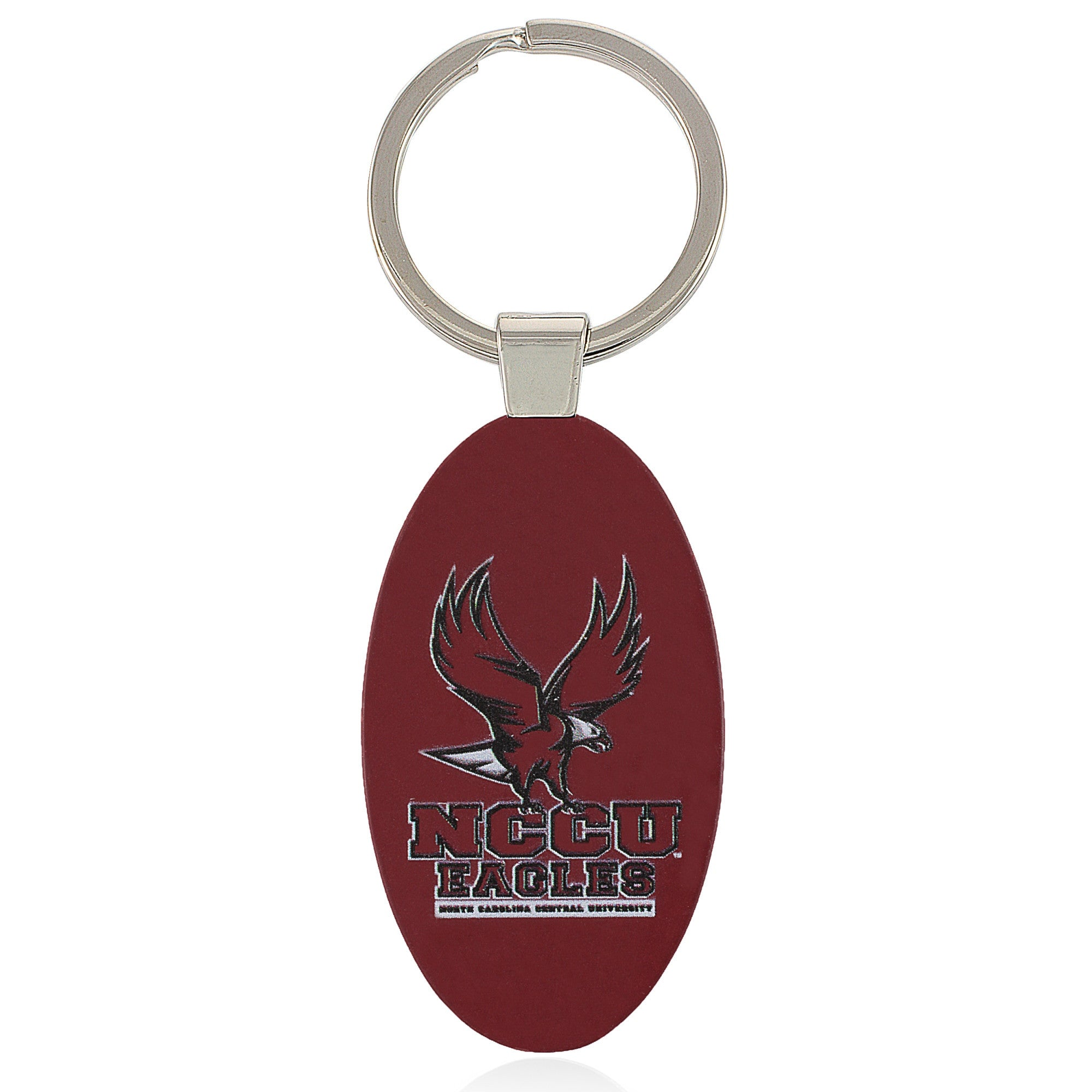 North Carolina Central University Eagles Key Chain
