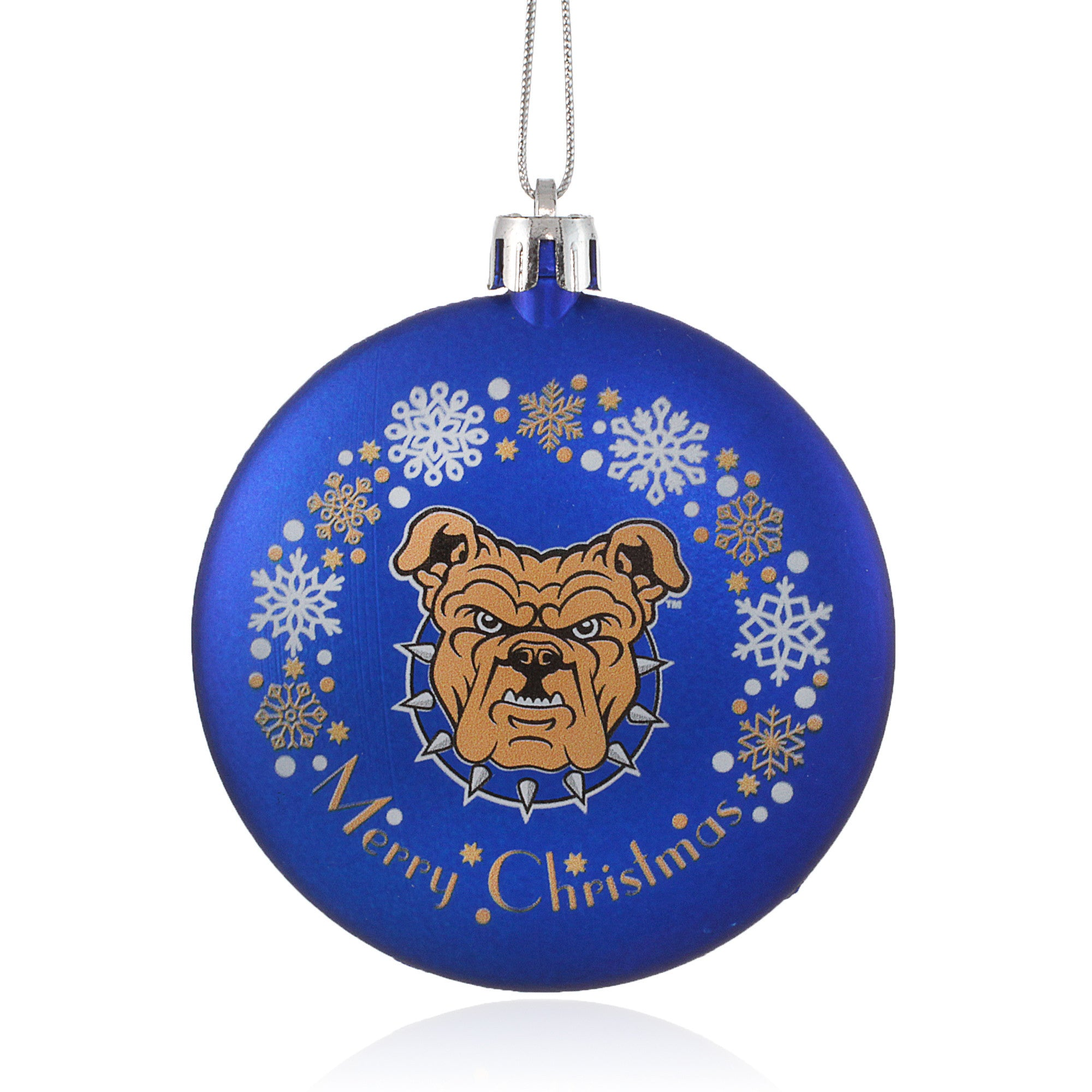 North Carolina A&T State University Christmas Ornament