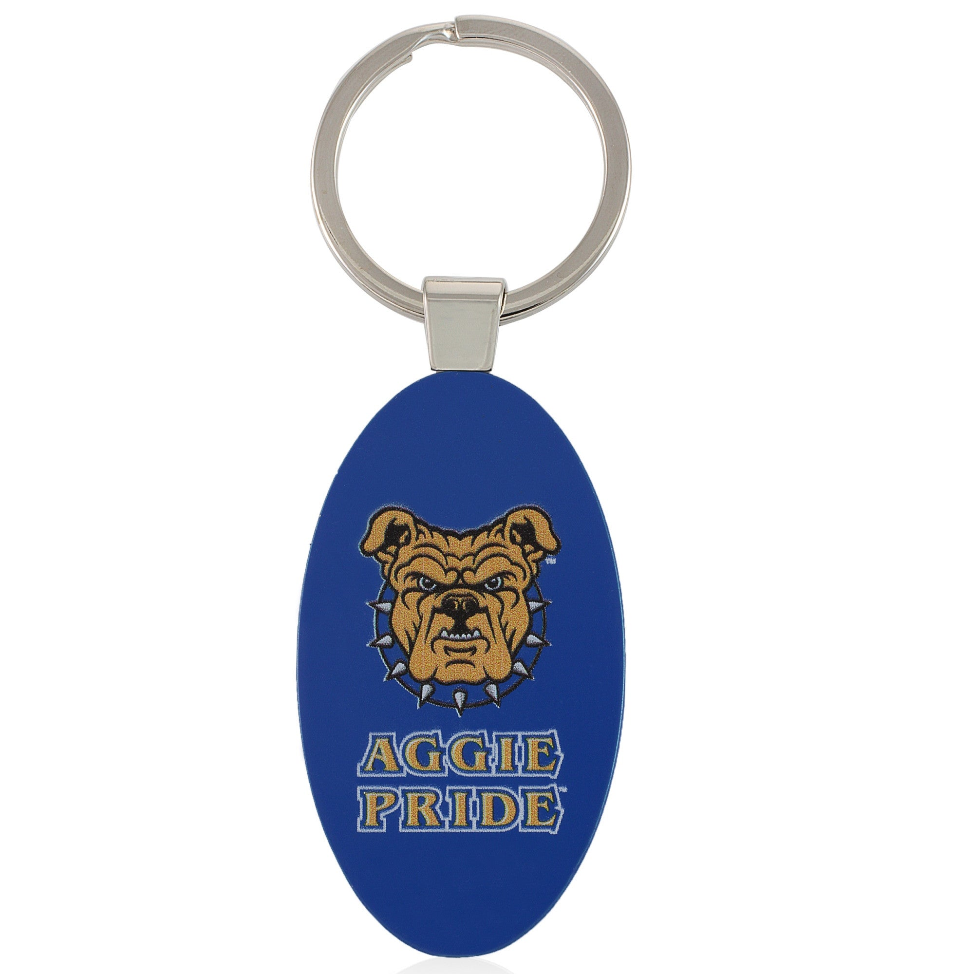 North Carolina A&T State University Aggie Pride Key Chain