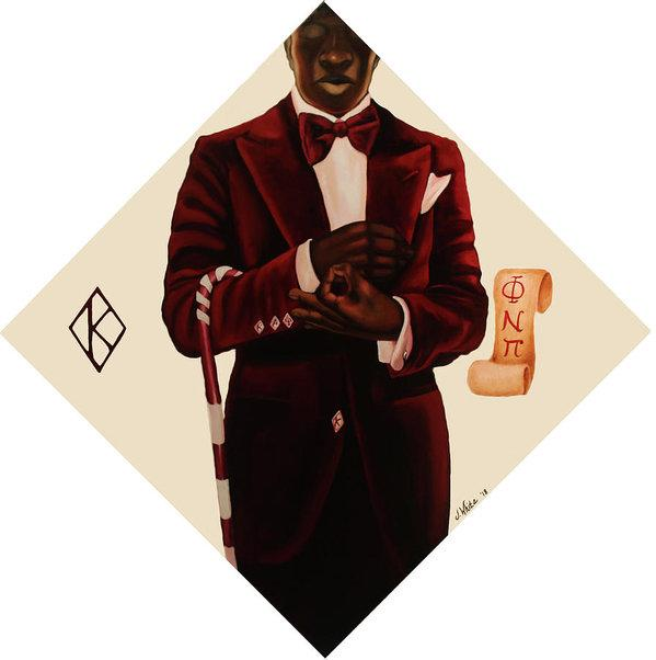 Nupe (Kappa Alpha Psi) by Jerome T. White
