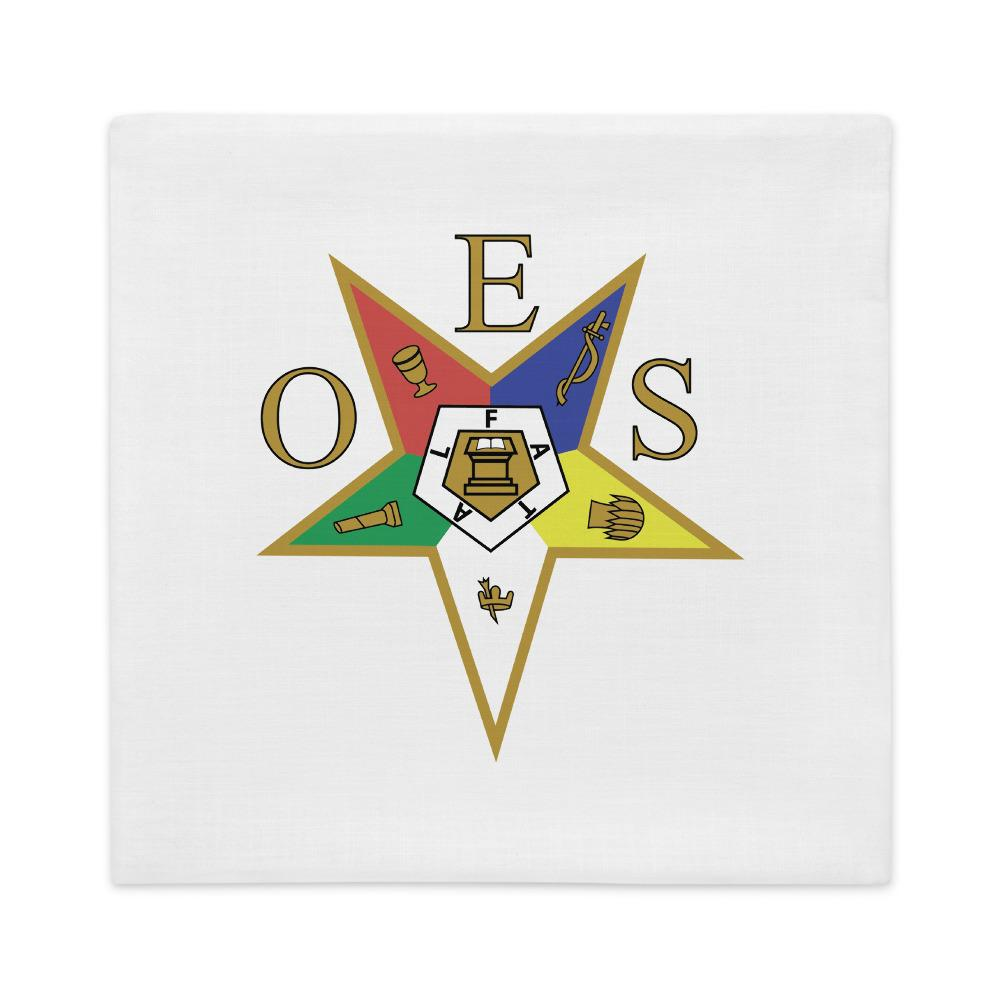 Eastern Star: Order of the Eastern Star Premium Pillow Case/Cover