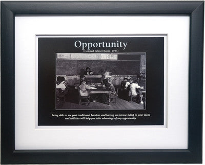 Opportunity by D'azi Productions (Framed)