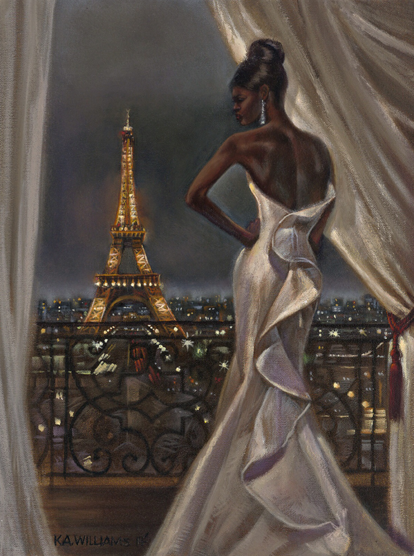 Parlaying in Paris by K.A. Willliams II
