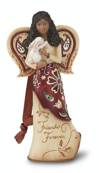 Friends Forever Angel Figurine by Perfect Paisley