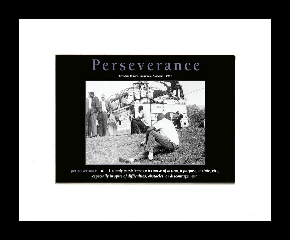 Perseverance (Freedom Riders) by D'azi Productions