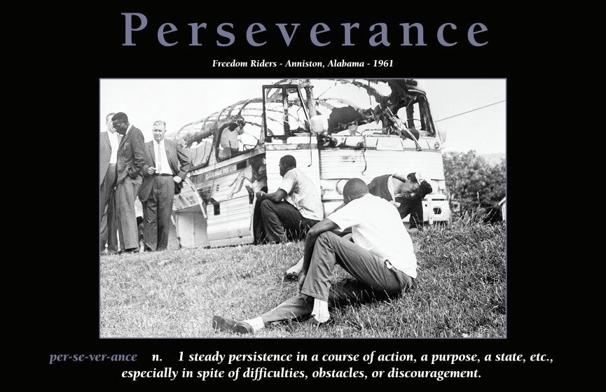 Perseverance: Freedom Riders by D'azi Productions