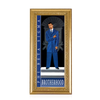 Phi Beta Sigma: Brotherhood by Johny Myers (Gold Frame)