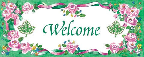 Welcome (AKA) by Pita Ohwerie