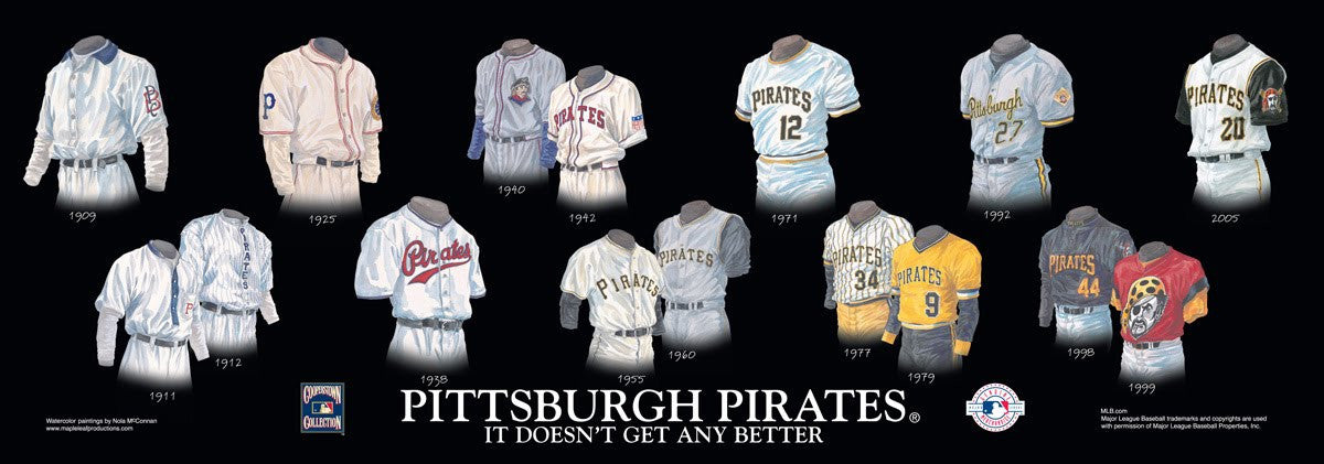 Pittsburgh Pirates: It Doesn't Get Any Better by Nola McConnan