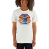 Praise Him by D.D. Ike: African American Religious Short Sleeve T-Shirt (Ash)