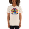 Praise Him by D.D. Ike: African American Religious Short Sleeve T-Shirt (Soft Cream)