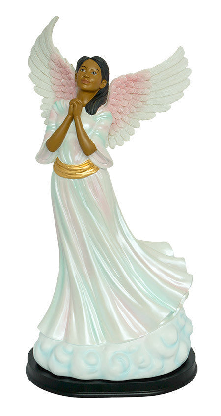 Praying: Heavenly Visions Figurine by Steven Davis