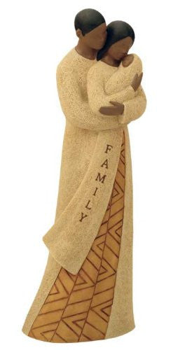 Family: Precious Ties Figurine