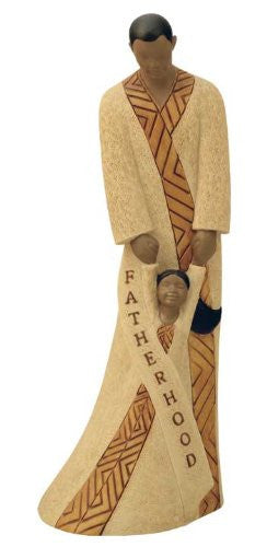 Fatherhood: Precious Ties Figurine Collection
