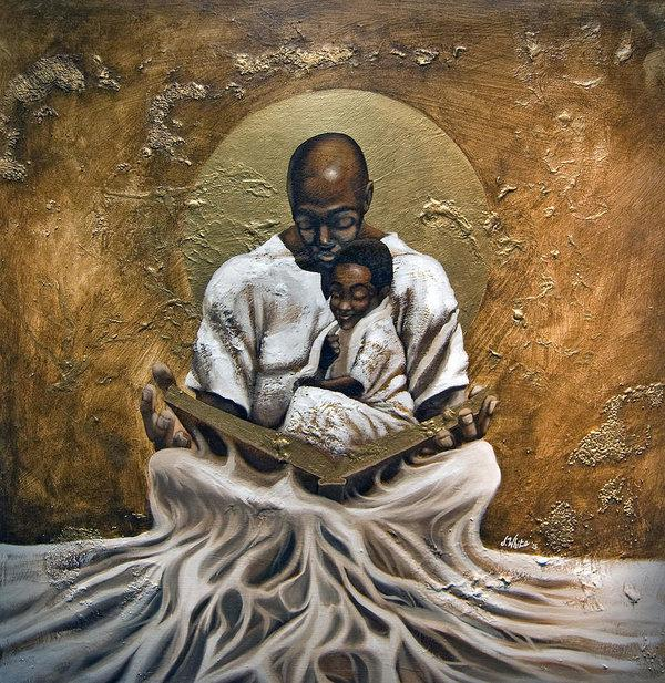 Rooted Foundation (A Tribute to Black Fatherhood) by Jerome White