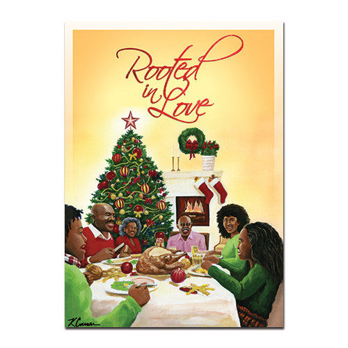 Rooted in Love: African American Christmas Card Box Set