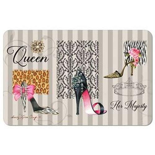 Shoe Queen by Sandy Clough: Memory Foam Bathroom Floor Mat