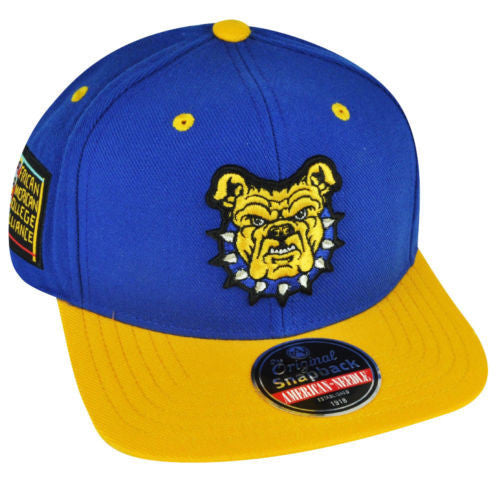 North Carolina A&T University Aggie Pride Snapback Blockhead Baseball Cap (HBCU) …