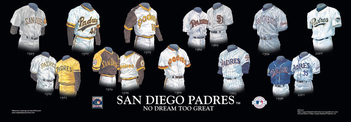San Diego Padres: No Dream Too Great by Nola McConnan